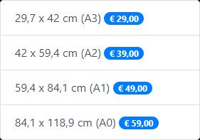 Prijzen